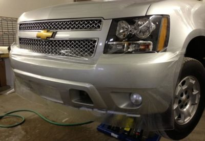 Vehicle Paint Protection - Airdrie AB