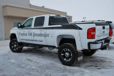 Dealership Decals // Truck Graphics