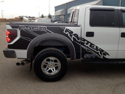F150 Raptor // Truck Graphics