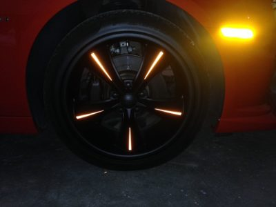 Reflective Wheels // Vehicle Accessories