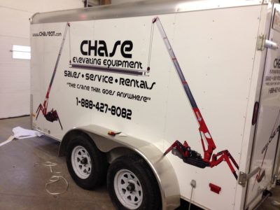 Side Decals // Trailer Graphics