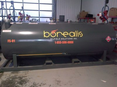 Custom Oilfield Equipment Graphics