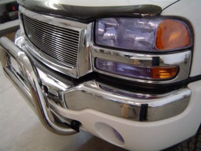 Bumper Guard & Grille // Vehicle Accessories