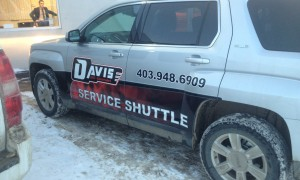 davis service shuttle ds