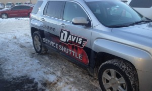 davis service shuttle ps