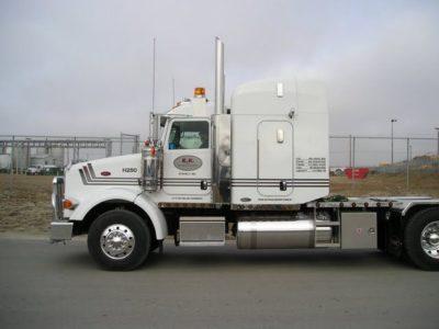 Banner Decals // Big Trucks