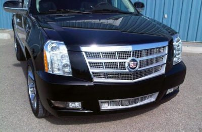 Escalade - Clear Paint Protection