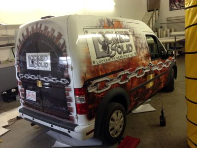 Full Van Wrap // Wraps