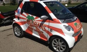 gilligans smart car ps
