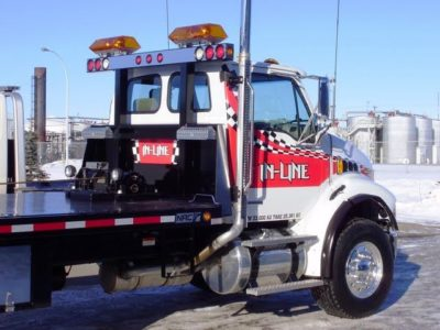 Tow Truck - Custom Graphics