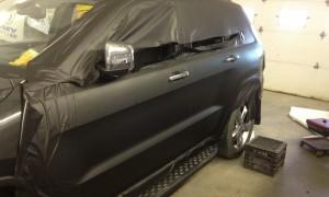 jeep one piece side wrap