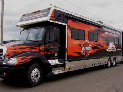 Full RV Wrap // Big Trucks