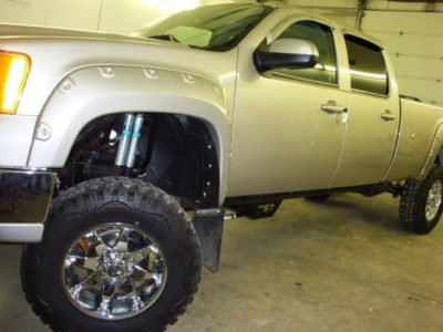 Lift Kit, Wheel Flares // Vehicle Accessories