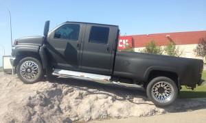 xtreme custom rides wrap