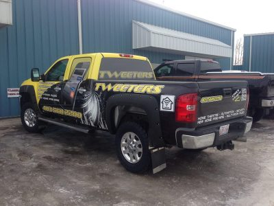 Company Decals // Truck Graphics