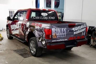 Bikes & Bulls Decals // Truck Graphics