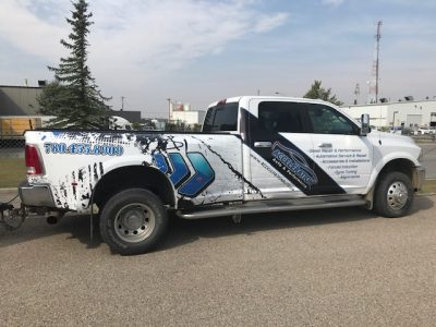 Full Truck Wrap // Wraps