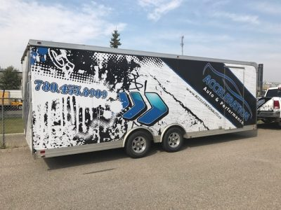 Full Wrap // Trailer Wraps