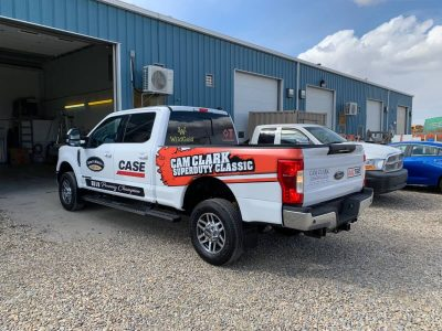 Truck Decals // Fleet Marking