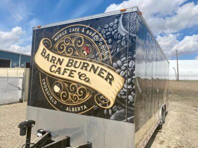 Coffee Food Truck Wrap