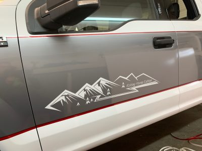 Kicking Horse Ford Wrap // Wraps