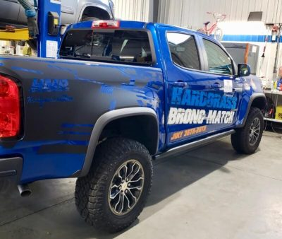 Truck Decals // Truck Graphics