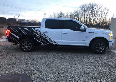 Custom F150 Decals // Truck Graphics